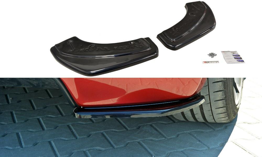 Splittery Tylne Boczne Peugeot RCZ Polift - GRUBYGARAGE - Sklep Tuningowy